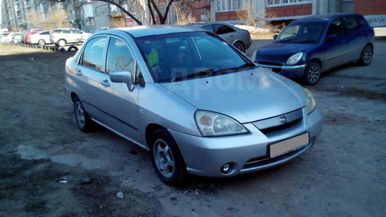 Suzuki Aerio, 2002 год, 175 000 руб.