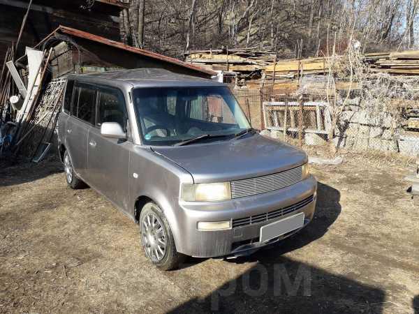 Toyota bB, 2001 год, 75 000 руб.