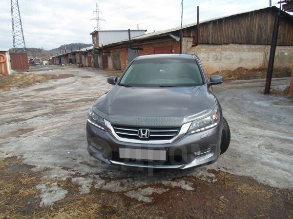 Honda Accord, 2013 год, 1 085 000 руб.