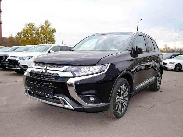 Mitsubishi Outlander, 2019 год, 2 064 000 руб.