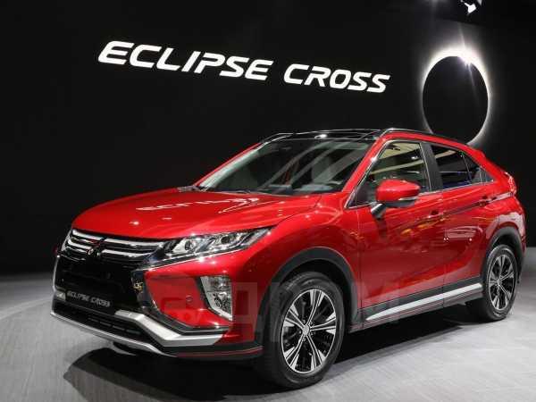 Mitsubishi Eclipse Cross, 2019 год, 2 342 130 руб.