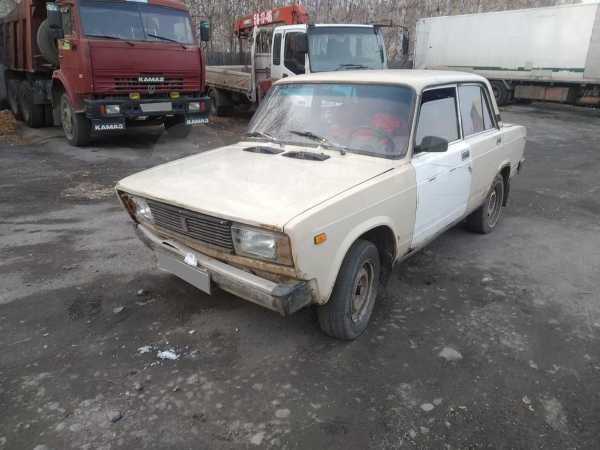 Лада 2105, 1987 год, 17 000 руб.