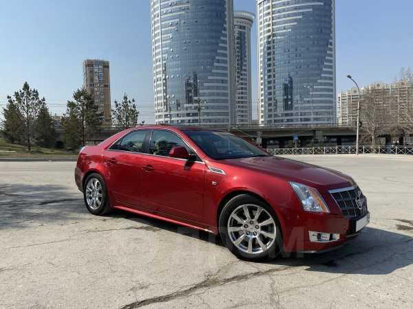 Cadillac CTS, 2008 год, 630 000 руб.