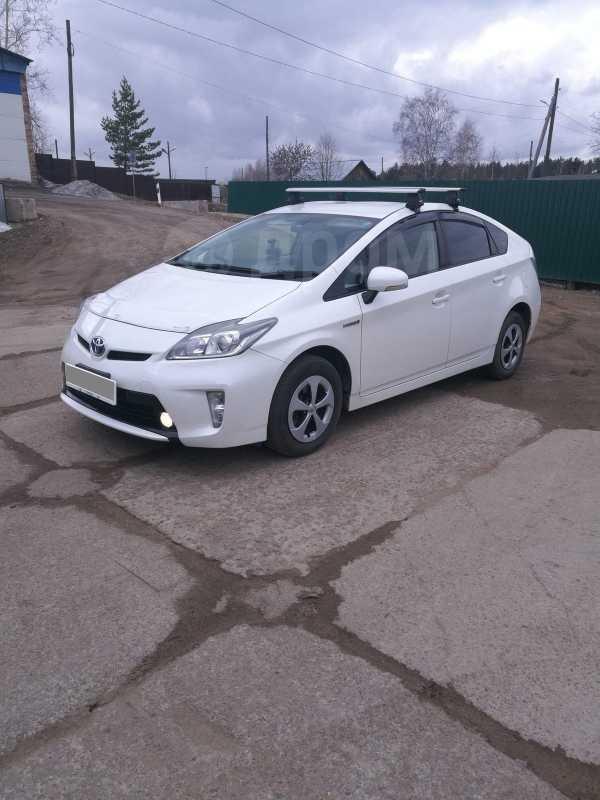 Toyota Prius, 2012 год, 950 000 руб.