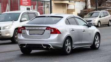 Владивосток S60 2012