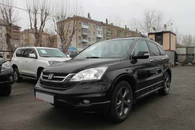 Honda CR-V, 2011 год, 970 000 руб.