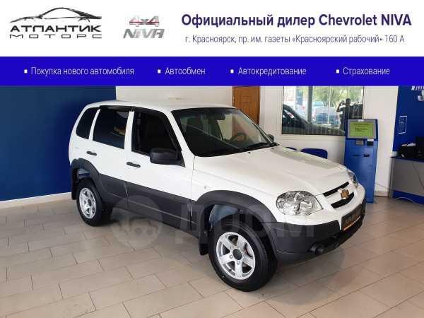 Chevrolet Niva, 2019 год, 701 000 руб.