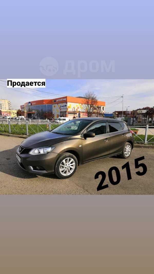 Nissan Tiida, 2015 год, 650 000 руб.