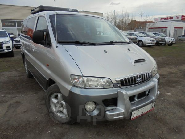 Hyundai Starex, 2002 год, 445 000 руб.