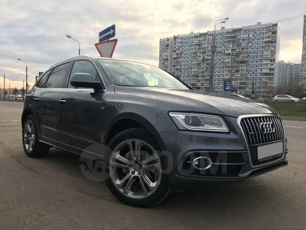 Audi Q5, 2015 год, 1 390 000 руб.