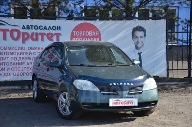 Nissan Primera, 2003 год, 260 000 руб.