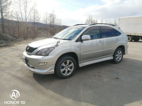 Toyota Harrier, 2003 год, 730 000 руб.