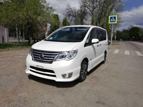 Nissan Serena, 2014 год, 1 095 000 руб.