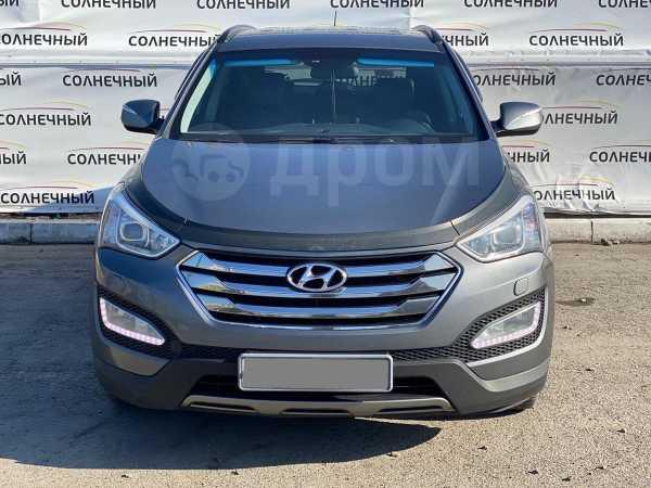 Hyundai Santa Fe, 2012 год, 1 139 000 руб.