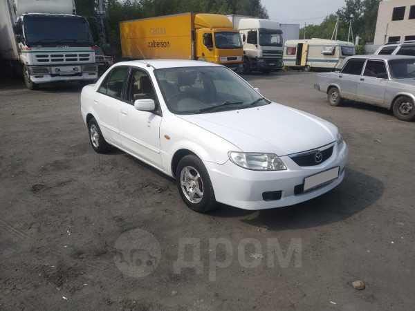 Mazda Familia, 2002 год, 167 000 руб.