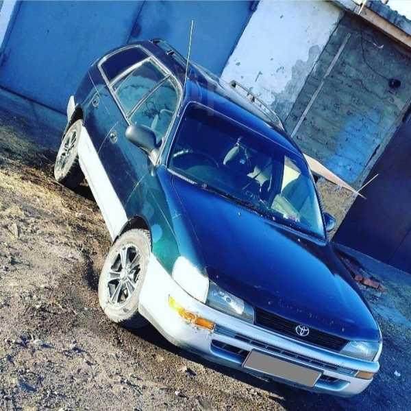Toyota Corolla, 1997 год, 260 000 руб.