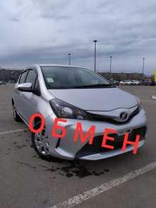 Омск Toyota Vitz 2015