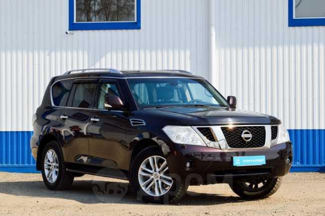 Nissan Patrol, 2011 год, 1 279 000 руб.