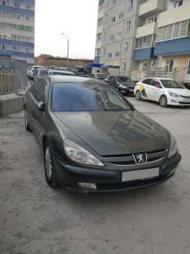 Красноярск Peugeot 607 2003
