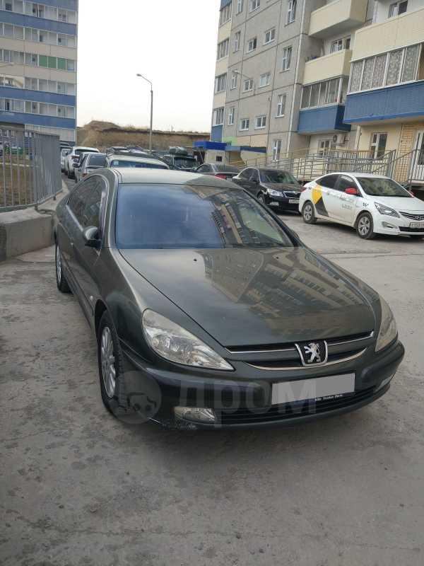 Peugeot 607, 2003 год, 420 000 руб.