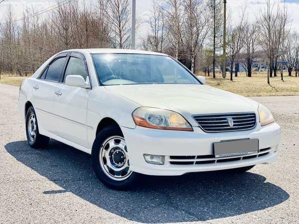 Toyota Mark II, 2003 год, 368 000 руб.