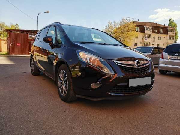 Opel Zafira, 2013 год, 648 000 руб.