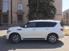 Иркутск QX80 2013