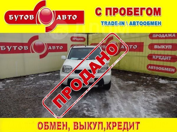 Nissan X-Trail, 2001 год, 439 000 руб.