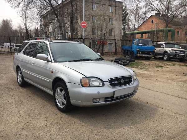 Suzuki Cultus, 1999 год, 187 000 руб.