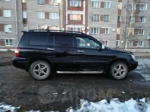 Toyota Kluger V, 2002 год, 500 000 руб.