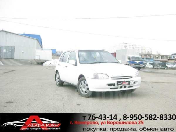 Toyota Starlet, 1999 год, 139 000 руб.