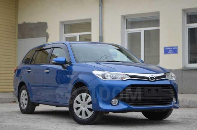 Toyota Corolla Fielder, 2016 год, 860 000 руб.