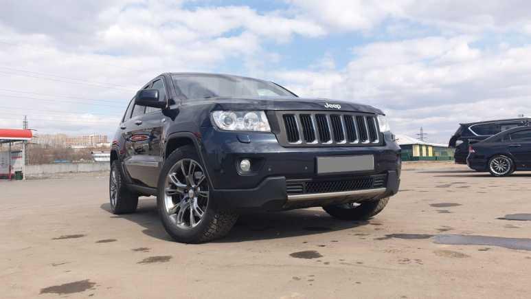 Jeep Grand Cherokee, 2012 год, 1 355 000 руб.