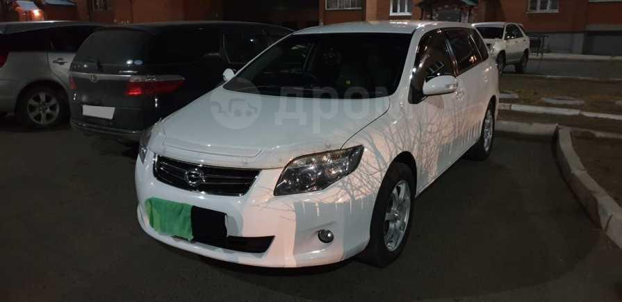 Toyota Corolla Fielder, 2010 год, 675 000 руб.