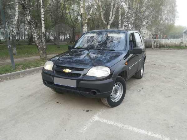 Chevrolet Niva, 2009 год, 185 000 руб.