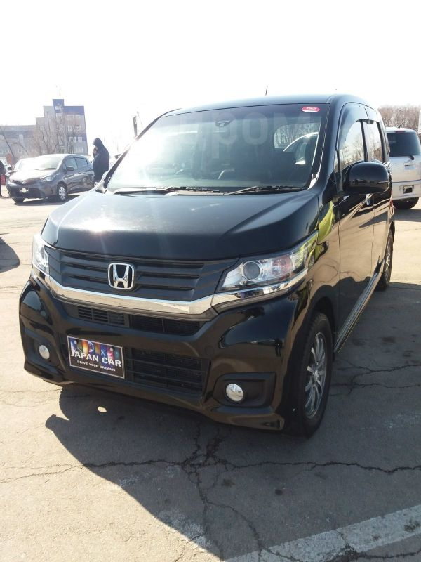 Honda N-WGN, 2014 год, 495 000 руб.