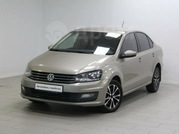 Volkswagen Polo, 2016 год, 506 000 руб.