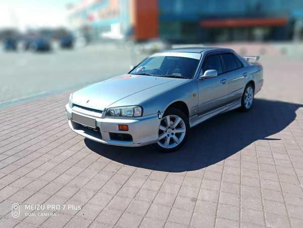 Nissan Skyline, 1999 год, 230 000 руб.
