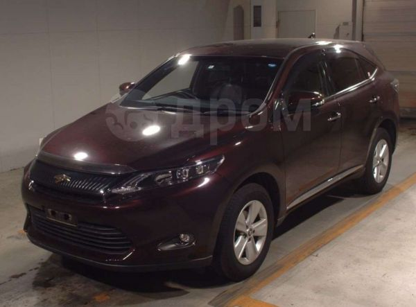 Toyota Harrier, 2014 год, 1 630 000 руб.