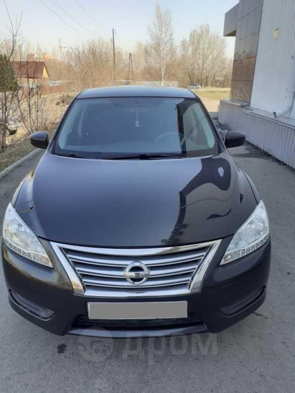 Nissan Sentra, 2015 год, 680 000 руб.