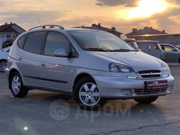 Chevrolet Rezzo, 2008 год, 299 000 руб.
