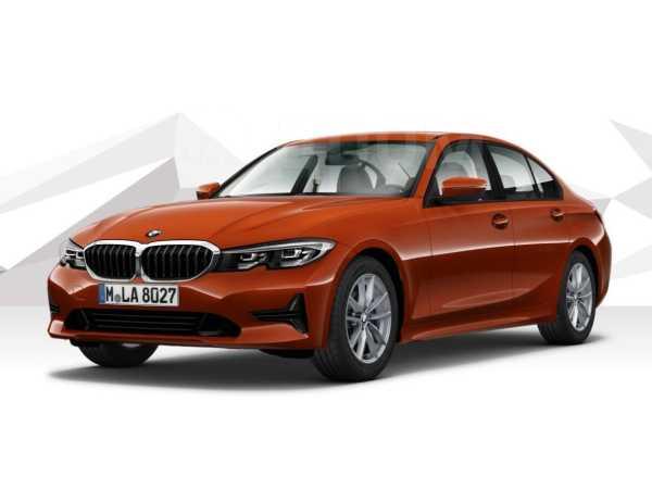 BMW 3-Series, 2019 год, 2 974 972 руб.