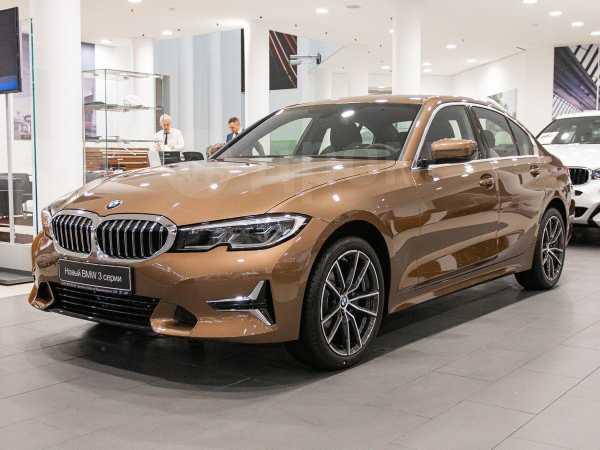 BMW 3-Series, 2019 год, 3 131 732 руб.
