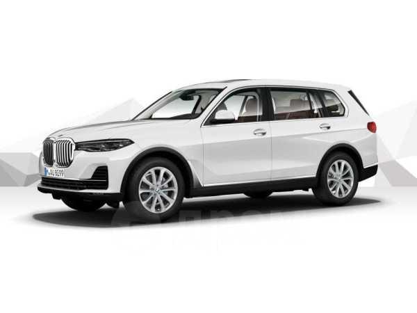 BMW X7, 2019 год, 6 620 250 руб.