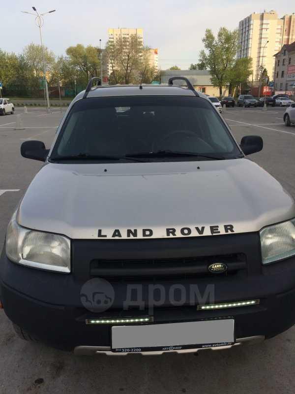 Land Rover Freelander, 2003 год, 450 000 руб.