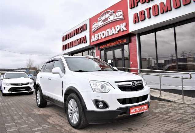 Opel Antara, 2014 год, 799 000 руб.