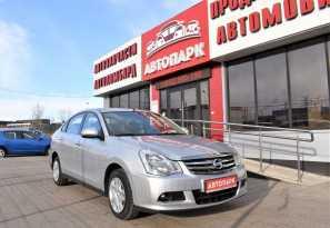 Ярославль Nissan Almera 2017