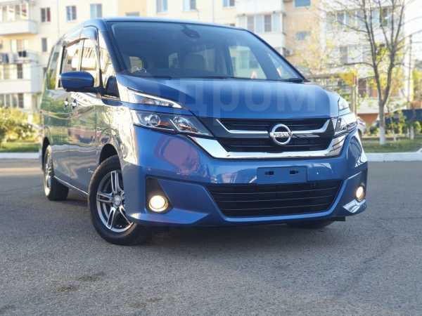 Nissan Serena, 2017 год, 1 395 000 руб.