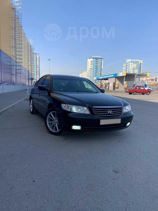 Hyundai Grandeur, 2007 год, 465 000 руб.