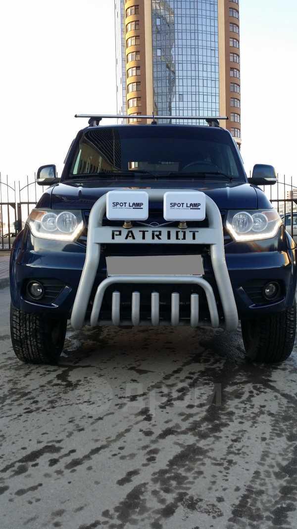 УАЗ Патриот, 2014 год, 575 000 руб.